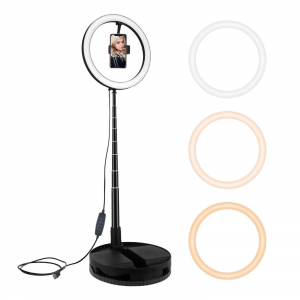 "Mobie Receive Live Replenishment Support Ring Light 10"" (G1)"