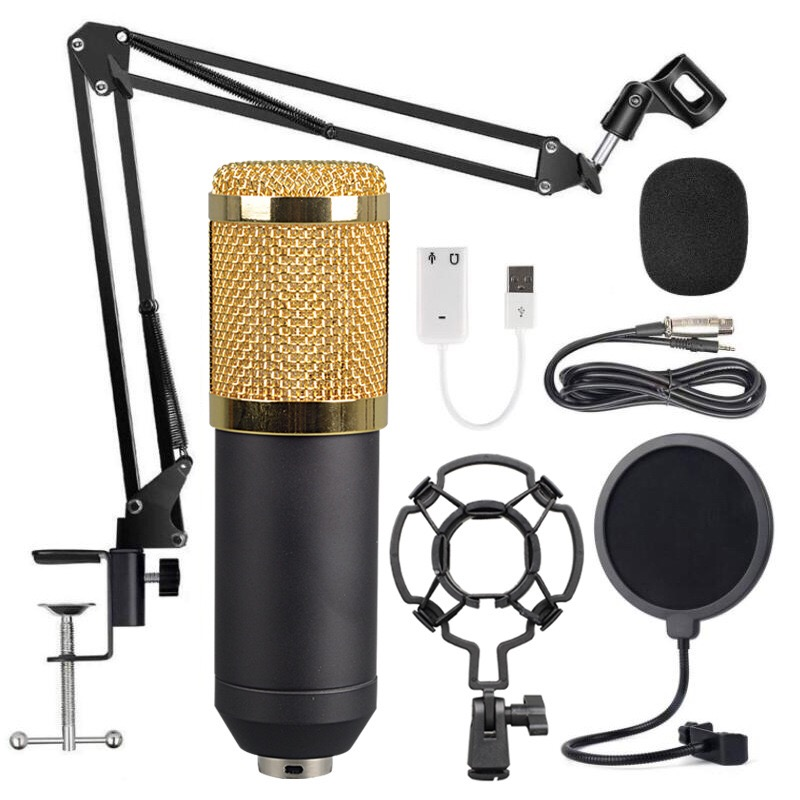Headsets & Microphones