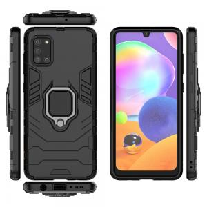 Samsung A31 Phone Case & Fashion Case Ring Bracket Cover