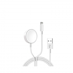 COTEetCI WS-19 iWatch & Lightning Charger Cable