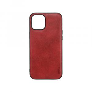 """Coblue YM-20 iPhone 12 Pro Max 6.7"""" Leather Back Case"""