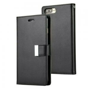 iPhone 6P/6SP Mercury Leather Rich Diary Flip Wallet Case Cover