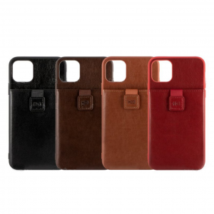 """iPhone12 Mini 5.4"""" HDD Invisible Wallet Case Cover"""