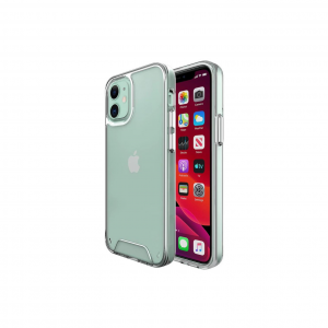 iPhone 12 Pro Max Space Collection Series Clear Back Case Cover